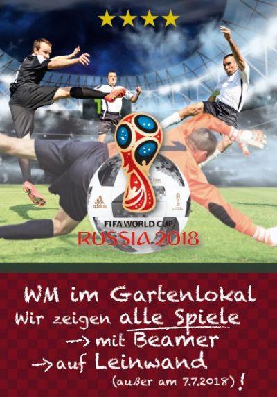 WM im Gartenlokal Alte Baumschule 2018