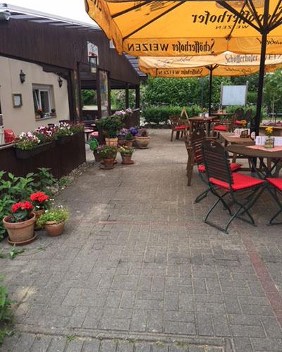 Gartenlokal Alte Baumschule